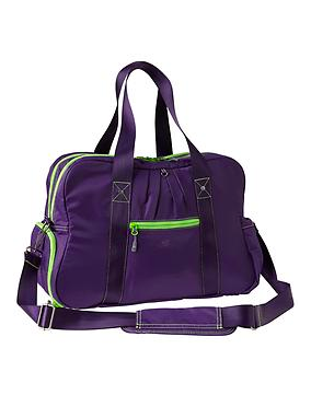 Athleta Warm Up Gym Bag