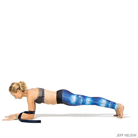 Dolphin-Plank-Pose
