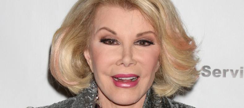 What Did Joan Rivers Die From?