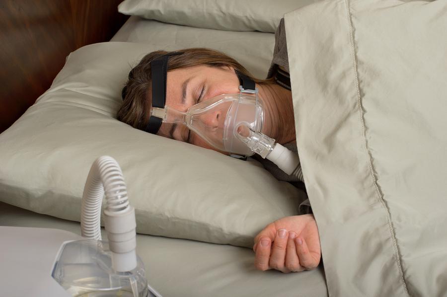 Sleep Apnea May be More Dangerous for Women than for Men2