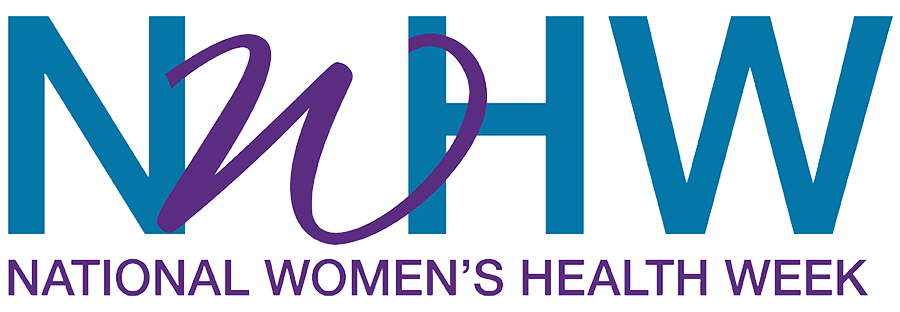 National Women's Health Week, May 13–19, 2018